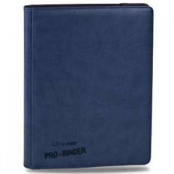9-Pocket Premium PRO-Binder Blue