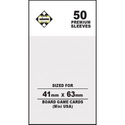 Kaissa Sleeves - White 41X63 premium