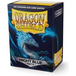 Dragon Shield - Matte Night Blue