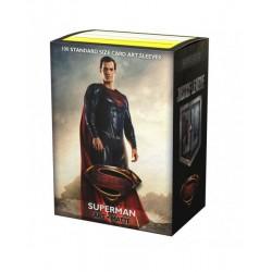 Dragon Shield Superman Matte Art
