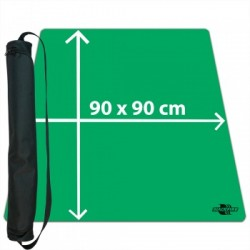 Blackfire Playmat Green 90x90 with carrybag