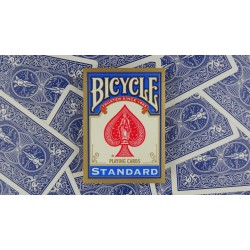 Bicycle Cards Standard Blue
