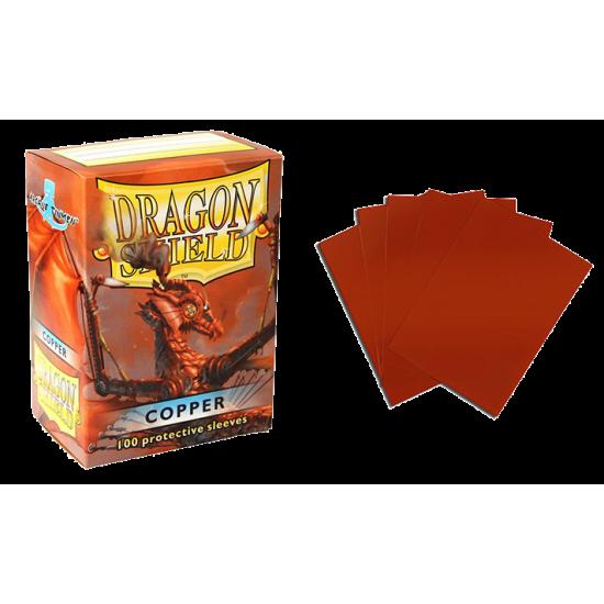 Dragon Shield - Matte Copper