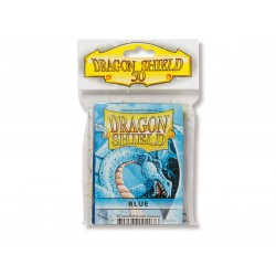 Dragon Shield Classic Blue 50 kom