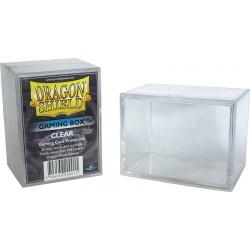Dragon Shield Box - Clear