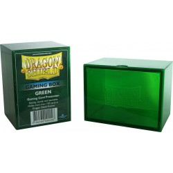 Dragon Shield Box - Green