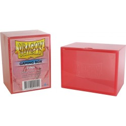 Dragon Shield Box - Pink