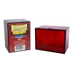 Dragon Shield Box- Red