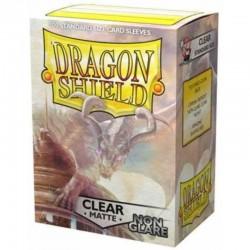 Dragon Shield Non Glare Matte Clear