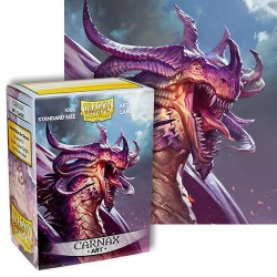 Dragon Shield Standard Art Sleeves Carnax