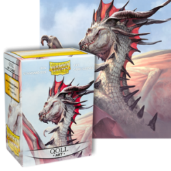 Dragon Shield Standard Art Sleeves Qoll