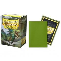 Dragon Shield - Matte Olive