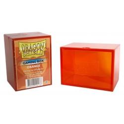 Dragon Shield Box - Orange