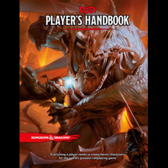 Dungeons & Dragons - Player's Handbook