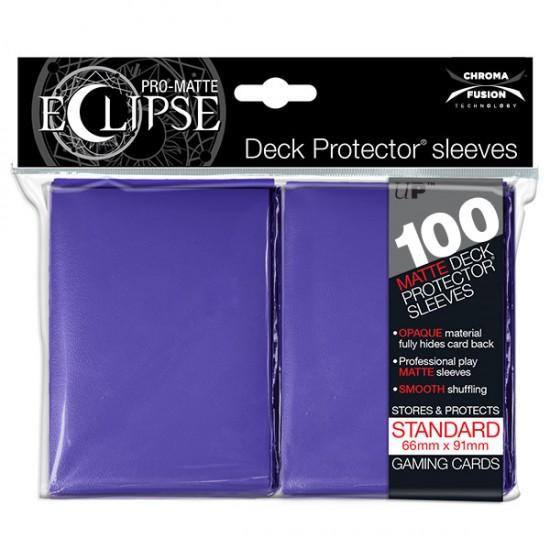 Eclipse Royal sleeves Purple 100 kom