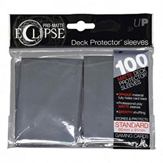 Eclipse Smoke sleeves Grey 100 kom
