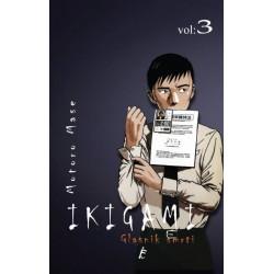 Ikigami Vol. 3