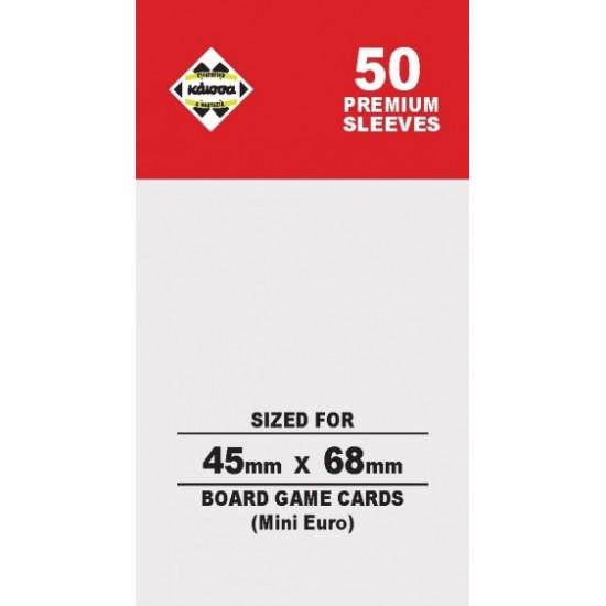 Kaissa Sleeves - Red 45x68 premium