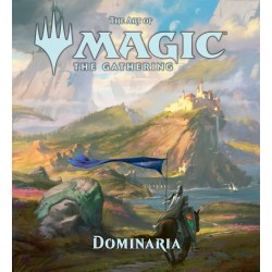 The Art of Magic The Gethering Dominaria