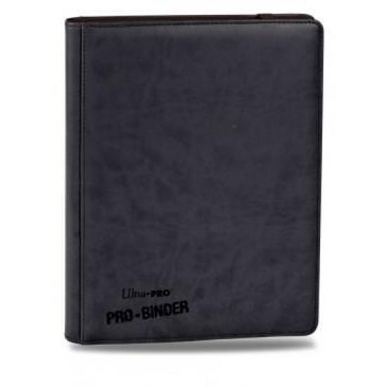 9-Pocket Premium PRO-Binder Black
