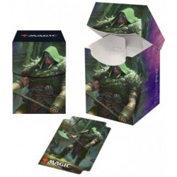 Ultra Pro 100+ C17 Throne of Eldraine Garruk, Cursed Huntsman
