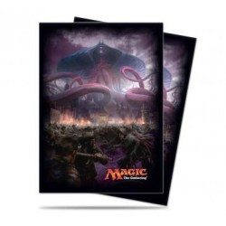 UP Slevees - Eldritch Moon - Emrakul, the Promised End 80 pcs