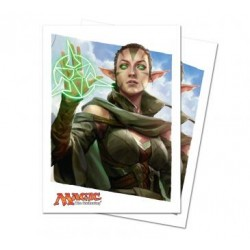 UP Slevees - Oath of the Gatewatch Oath of Nissa 80 pcs