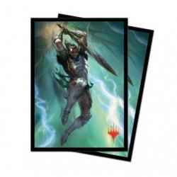 UP Slevees - MTG War of the Spark Gideon Backblade 100 pcs