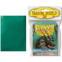 Dragon Shield Green Classic 50 kom