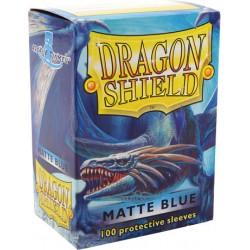 Dragon Shield - Matte Blue