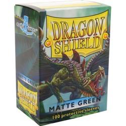 Dragon Shield - Matte Green