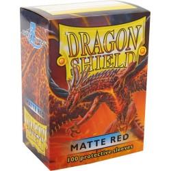 Dragon Shield - Matte Red