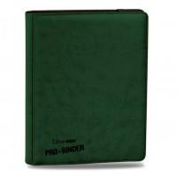 9-Pocket Premium PRO-Binder Green