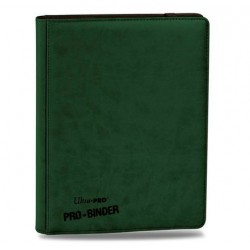 9-Pocket Premium PRO-Binder Green
