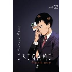 Ikigami Vol. 2