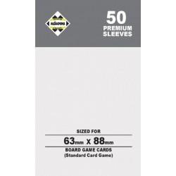 Kaissa Sleeves - Grey 63x88 premium