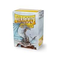 Dragon Shield Matte Silver