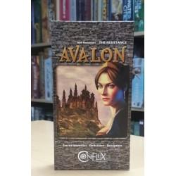 The Resistance: Avalon + Excalibur exp + Lancelot exp