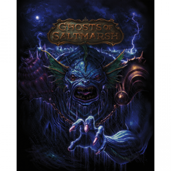 D&D - Ghosts of Saltmarsh Limited Edition Alternate Cover (WPN Exclusive)