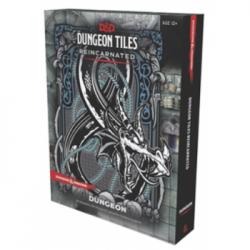 Dungeons & Dragons RPG - Dungeon Tiles Reincarnated Dungeon