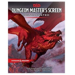 DnD Master's Screen