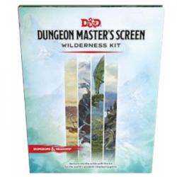 D&D Dungeon Master's Screen Wilderness Kit
