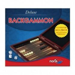 Deluxe Backgammon Koffer