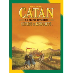 Catan: Cities & Knights – 5-6 Player Extension
