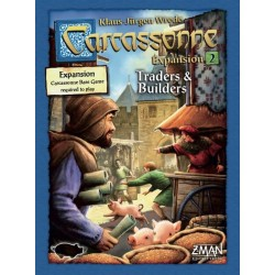 Carcassonne: Expansion 2 – Traders & Builders - GR