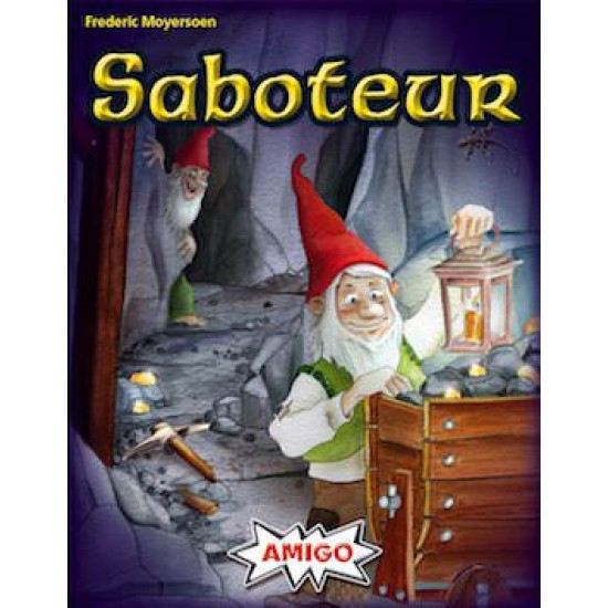 Saboteur - GR