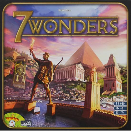 7 Wonders - GR
