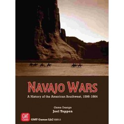 Navajo Wars - 2nd printing