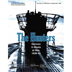 The Hunters: German U-Boats at War, 1939-43 - 3rd printing