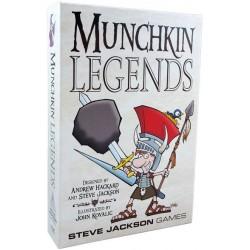 Munchkin Legends